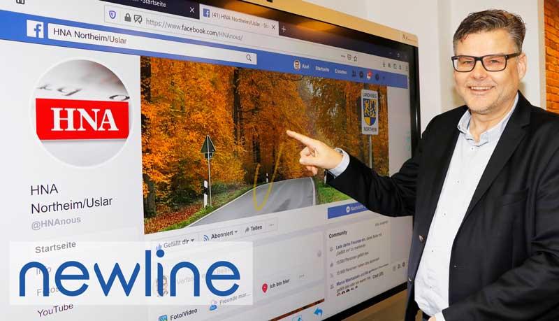 Effektive Meetings und aktiver Unterricht mit Newline Touchscreens